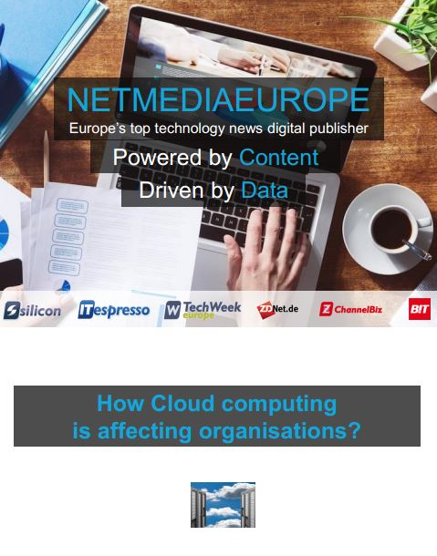 How cloud computing is affecting organisations?