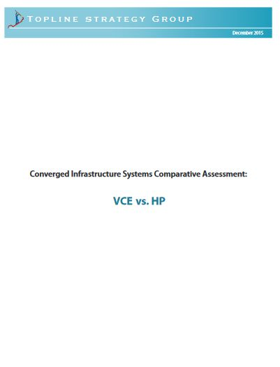 Converged Infrastructure Systems Comparative Assessment