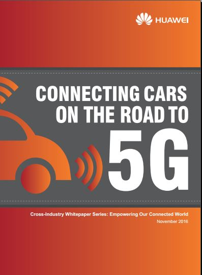 Connecting cars on the road to 5G
