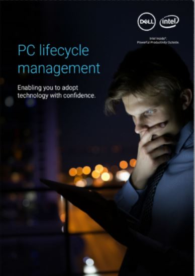 PC Lifecycle Management – Enabling you to adopt technology with confidence