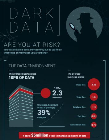 Dark Data: Are You at Risk?