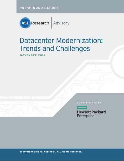 Datacentre Modernisation Trends and Challenges