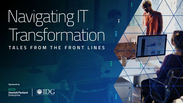Navigating IT Transformation: Tales from the Front Lines
