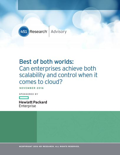 Best of Both Worlds: Can Enterprises Achieve Both Scalability and Control When it Comes to Cloud?
