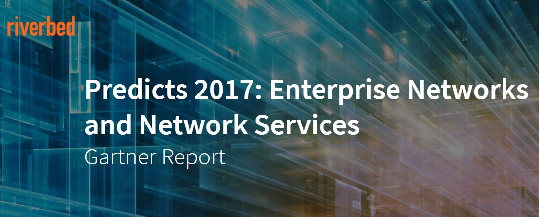 Predicts 2017: Enterprise Networks and Network Services
