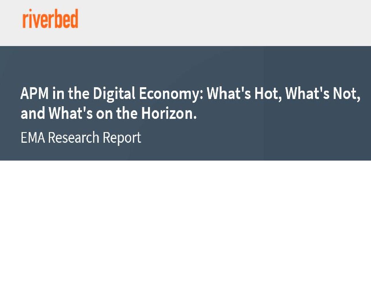 APM: Digital Economy
