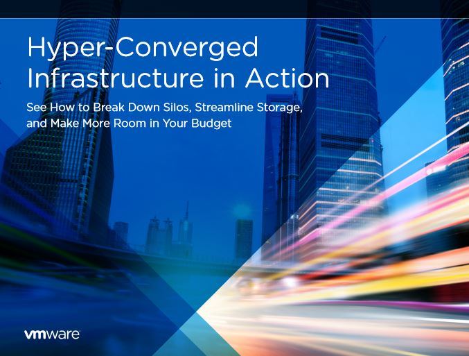 Hyper-Converged  Infrastructure (HCI) in Action