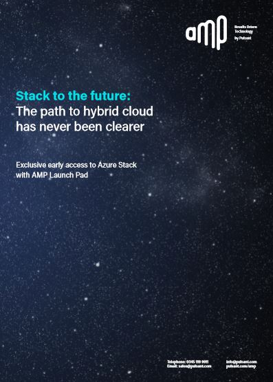 Stack to the future:  The path to hybrid cloud  has never been clearer