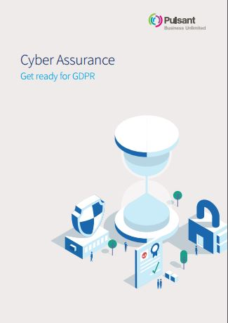 Cyber Assurance – Get ready for GDPR