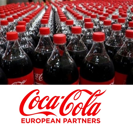 EQUINIX, COCA-COLA EUROPEAN PARTNERS