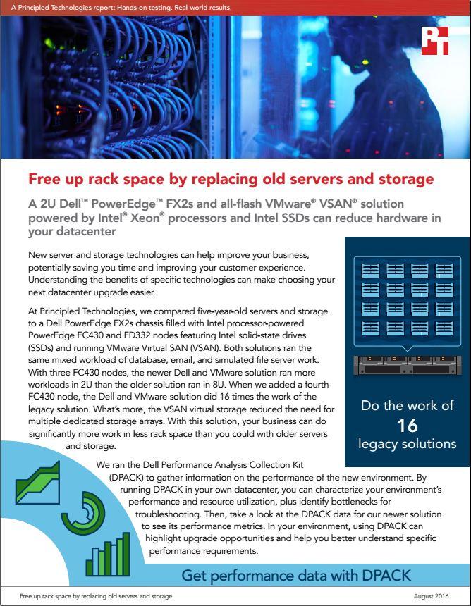 PowerEdge – A Principled Technologies Report