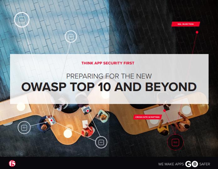 OWASP TOP 10 AND BEYOND