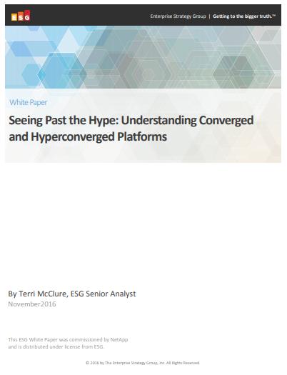 Gartner Report: Five Keys to Creating an Effective Hyperconvergence Strategy