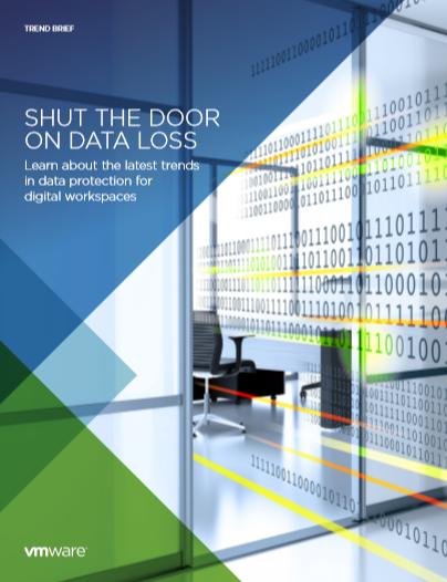 SHUT THE DOOR ON DATA LOSS