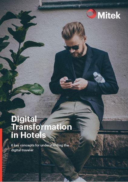 Digital Transformation in Hotels