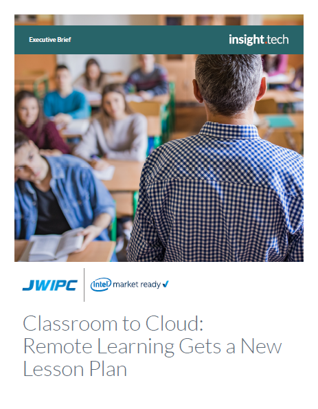 Classroom to Cloud: Remote learning gets a new lesson plan