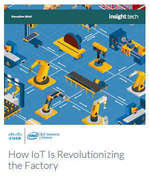 How IoT is revolutionizing the factory