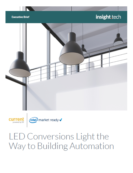 LED Conversions Light the Way to Building Automation