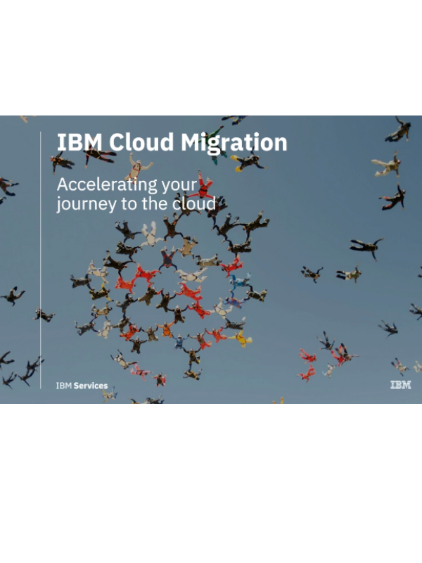 Cloud Migration: Accelerating your journey to cloud