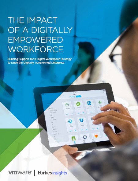 The Impact of a Digitally Empowered Workforce