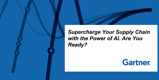 Supercharge your Supply Chain with the power of AI