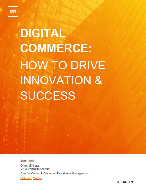 Digital commerce: how to drive innovation and success