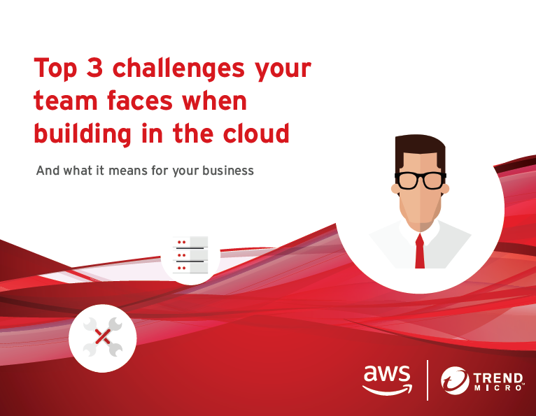 Top 3 challenges your team faces when building in the cloud