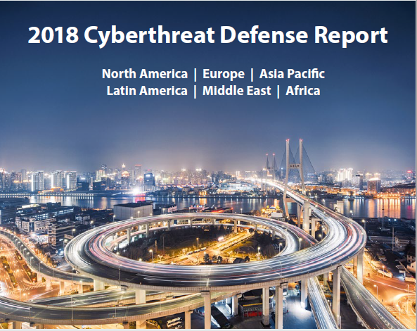 CyberEdge Group: 2018 Cyberthreat Defense Report
