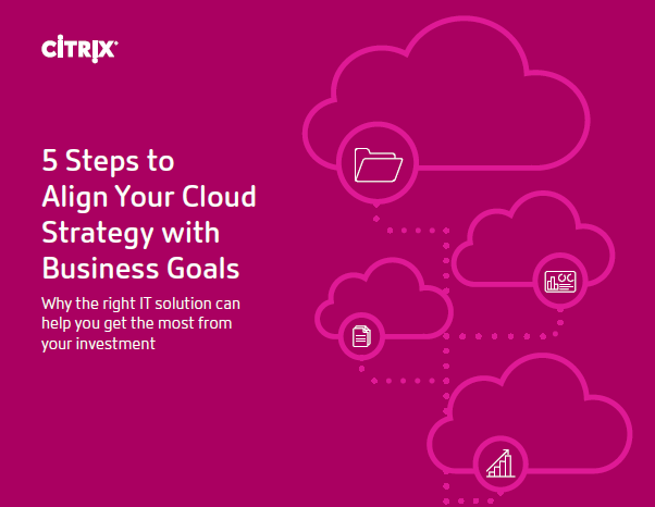 5 Steps to Align Your Cloud Strategy with Business Goals
