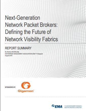Defining the Future of Network Visibility Fabrics