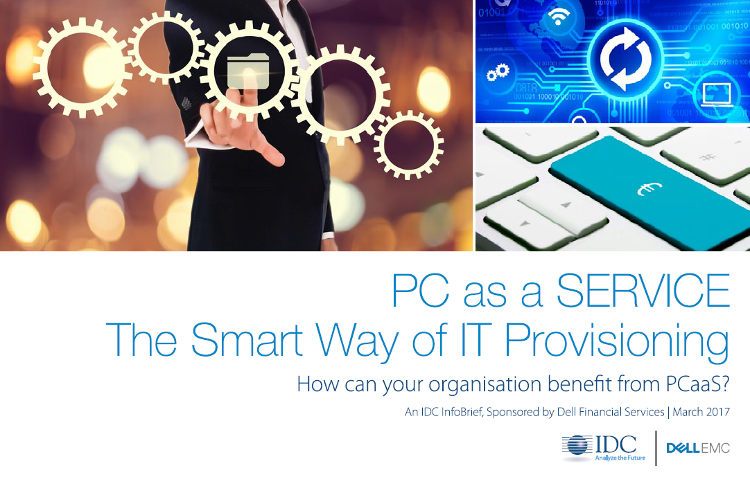 PC as a Service: the smart way of IT provisioning