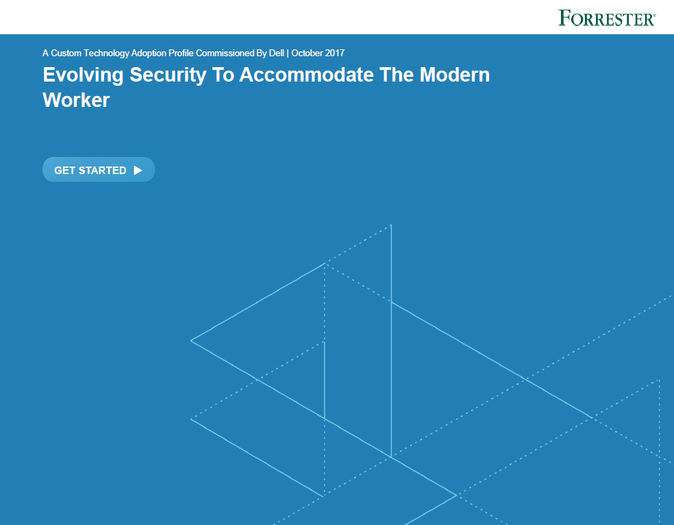 Evolving Security to accommodate the modern worker