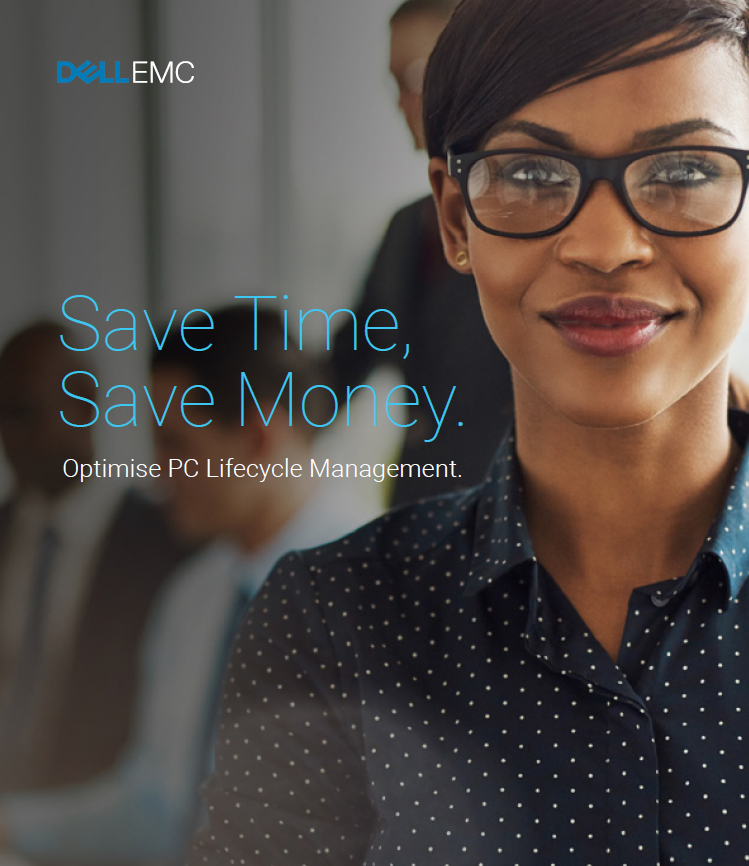 Save time, save money. Optimise PC lifecycle management