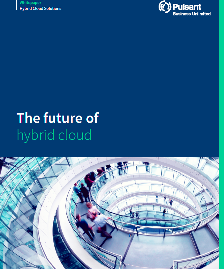 The future of hybrid cloud