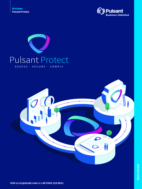 Pulsant protect. Access. Secure. Comply.