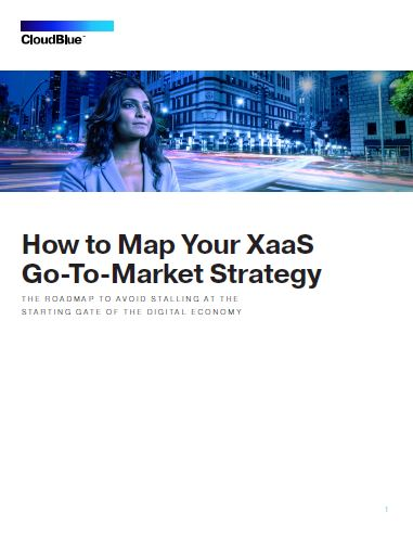 How to Map Your XaaS Go-To-Market Strategy