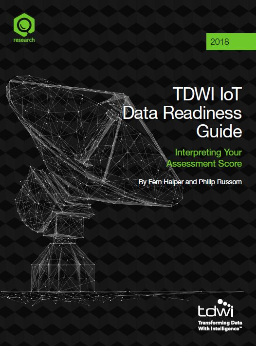 TDWI IoT Data Readiness Guide