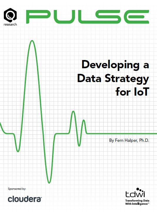 Developing a Data Strategy for IoT
