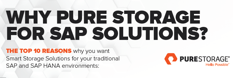 The top 10 reasons for your traditional SAP and SAP HANA