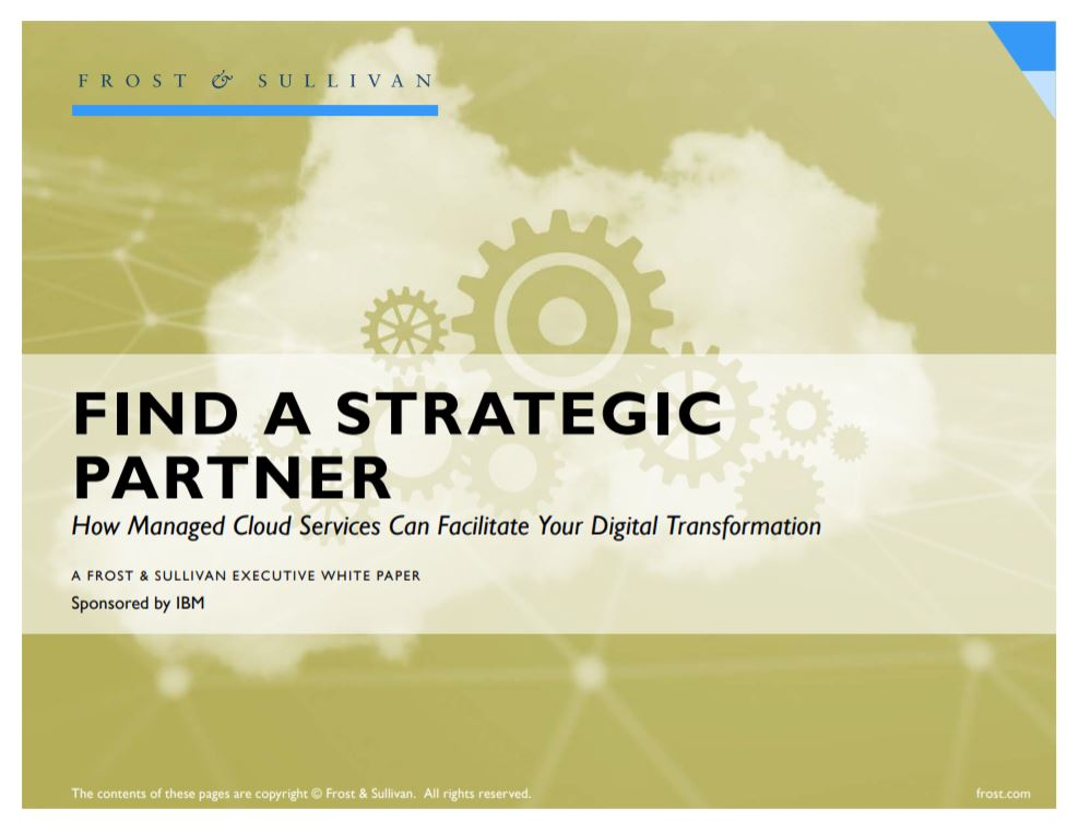 How Managed Cloud Services Can Facilitate Your Digital Transformation