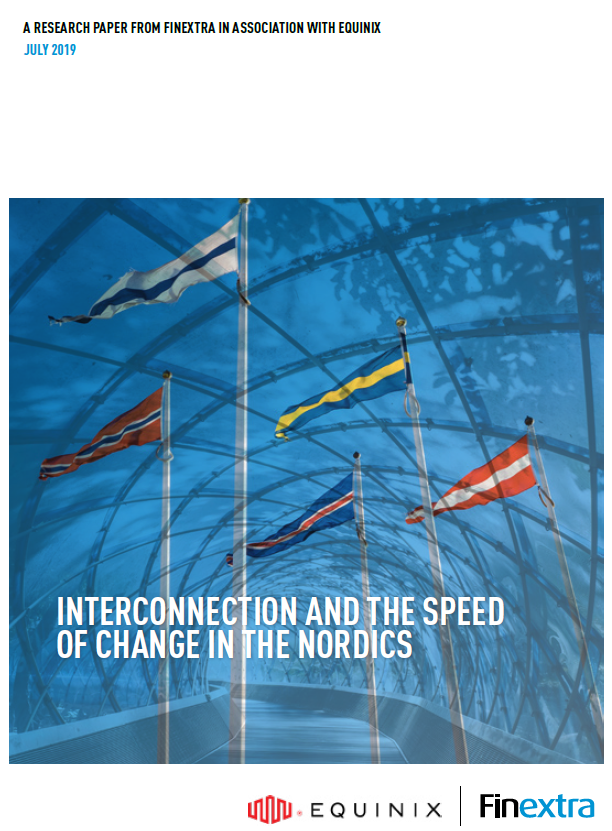 Interconnection and the speed of change in the Nordics