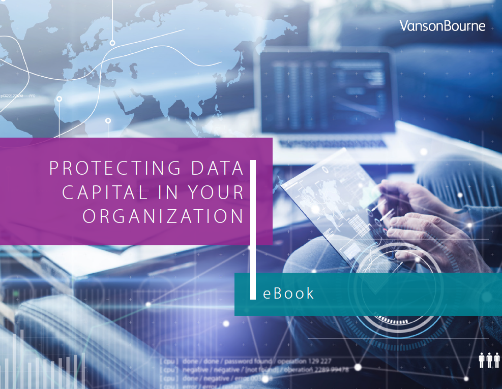 Protecting data capital in your organization