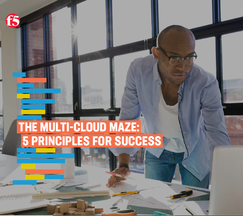 The multi-cloud maze: 5 principles for success