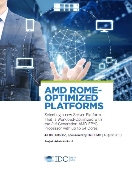AMD Rome-optimized platforms