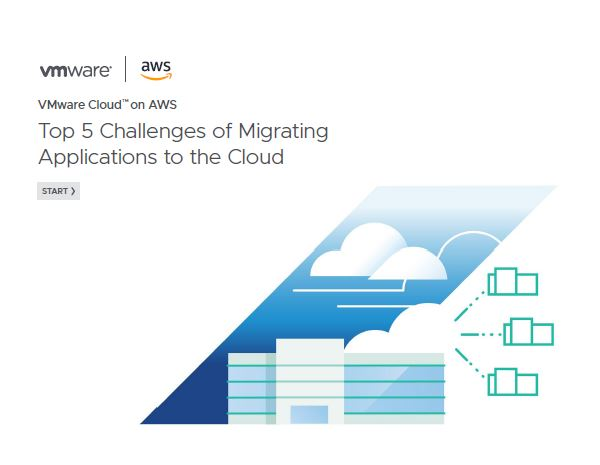 Top 5 Challenges of Migrating Applications to the Cloud