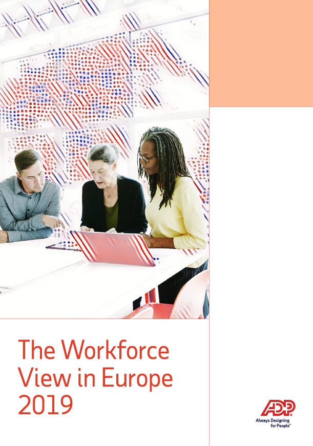 The Workforce view in Europe 2019