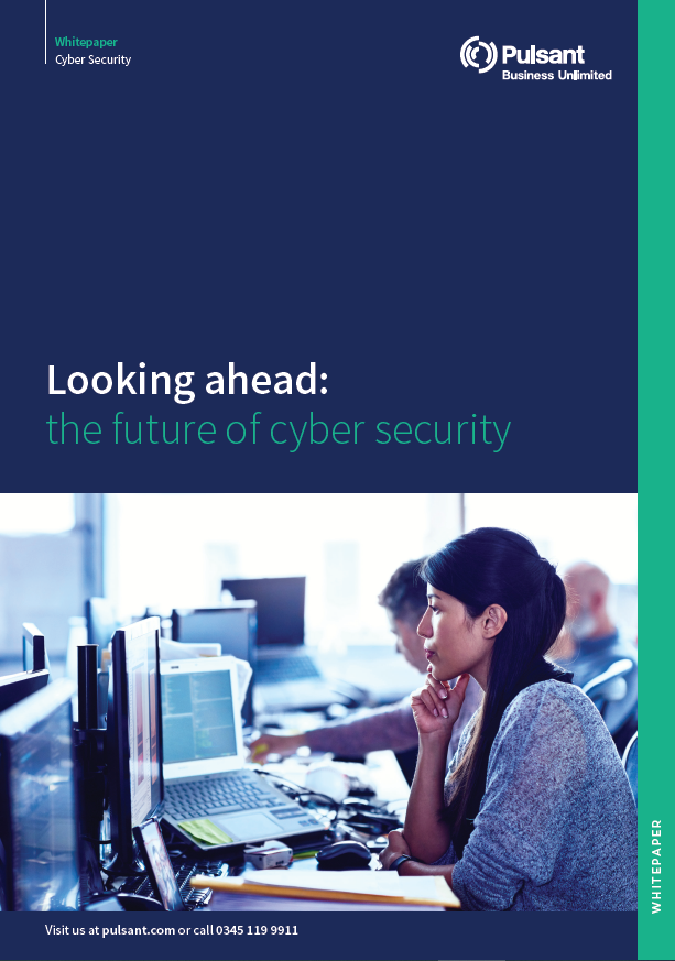 Looking ahead: the future of cyber security