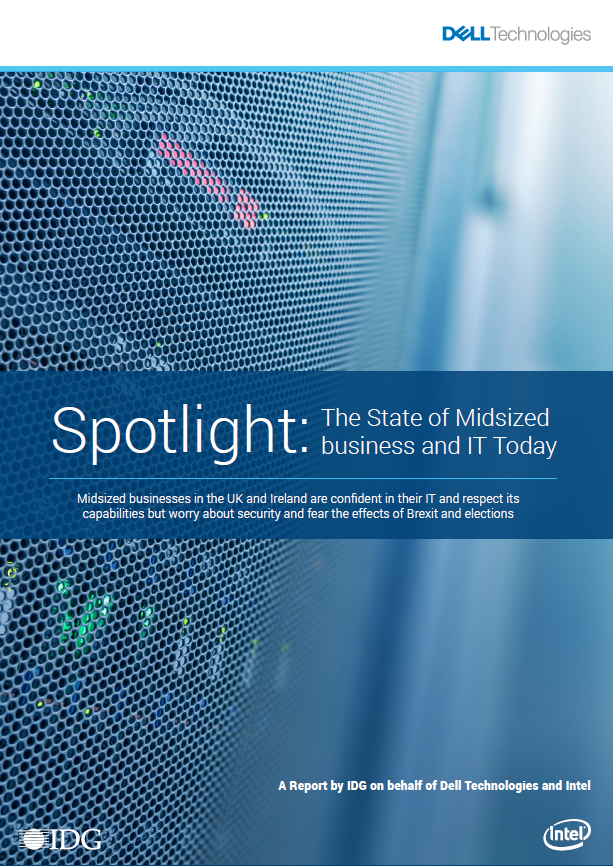 "IDG Spotlight paper: ""The state of the SMB and IT today"""