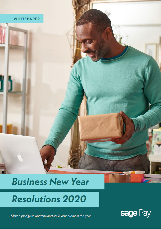 Business Resolutions 2020 Sage Payments