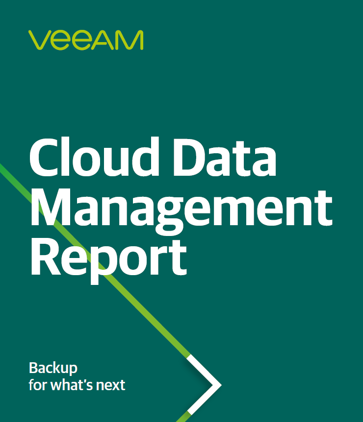 Veeam 2019 Cloud Data Management Report